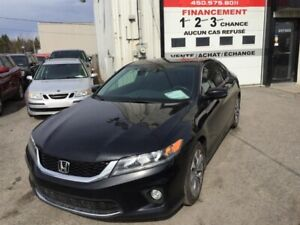 Honda Accord Coupe  EX-L + Navi 2014