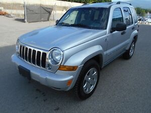 2006 Jeep Liberty Limited Auto 4x4 Payment Plan Available