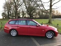 BMW 320d Touring, 163bhp, cruise control, panoramic roof