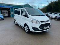 2015 Ford Transit Custom 2.2TDCi ( 125PS ) Crew Cab-in-Van