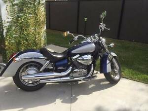 2009 _ Honda Shadow VT750C50 Indooroopilly Brisbane South West Preview