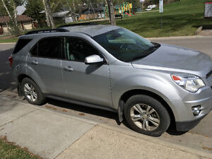 2012 Chevrolet Equinox 1LT SUV AWD 6 cyl with tow package