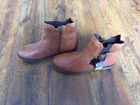 Brand new girls next boots size 2