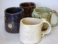 Pottery Workshop - Sweater Mugs
