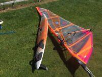 Wind surf windsurf