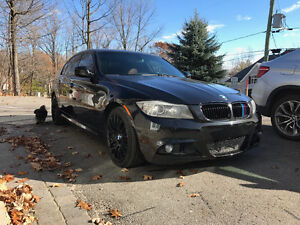 2011 BMW 335i xDrive m package Berline