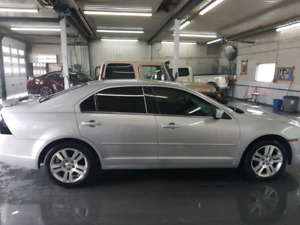 AWD FORD FUSION