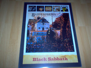 AC/DC - Black Sabbath- Posters SOLD,SOLD,SOLD Gatineau Ottawa / Gatineau Area image 1