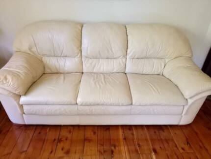 Demir Leather Lounge set (3 seater, 2 seater, 1 seater)