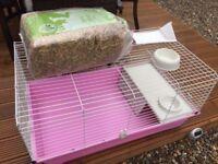 Ferplast 100 indoor rabbit or guniea pig cage hutch