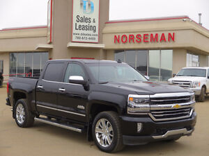 2016 Chevrolet Silverado 1500 High Country Leather/4x4/Moonroof
