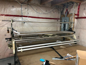 Fabric  Spread machine (72 inch)  For sale