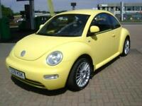 Volkswagen Beetle 1.6 FLYING CUSTARD!!!