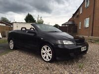 2004 vauxhall Astra 2.0 turbo convertible z20let