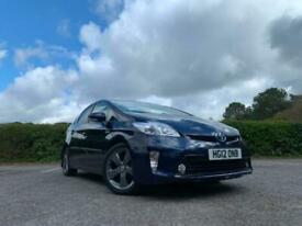 image for 2012 Toyota Prius 1.8 VVTi T4 5dr CVT Auto HATCHBACK Petrol/Electric Hybrid Auto