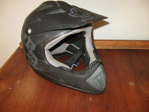 Helmet by Mace - Youth Large