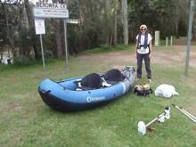 FINAL PRICE Sevylor Colorado inflatable kayak Alexandria Inner Sydney Preview
