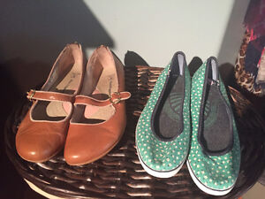 Women's shoes and sneakers