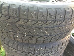Winter Tires from a Ford Fusion Kawartha Lakes Peterborough Area image 2