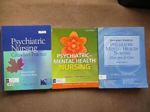 Nursing textbooks: Mental Health