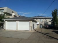 Open House - Need a GARAGE? Bright 1 Bdrm on 124th St