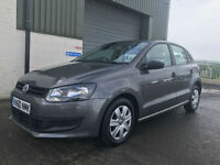 60 VW POLO 1.2 S 5 DOOR 62000 MILES FVWSH FULL MOT GREY METALLIC