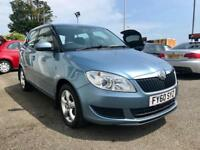 Skoda Fabia 1.6 Diesel Se Tdi Cr Manual 5dr Hatchback DIESEL MANUAL 2010/60