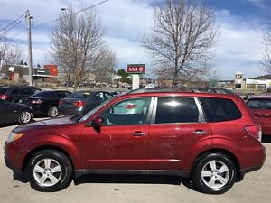 Subaru Forester (Natl) 4dr Man X 2009