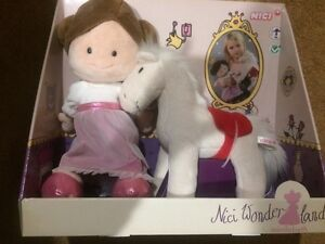 BNIB Nici Wonderland Mini Lisbeth