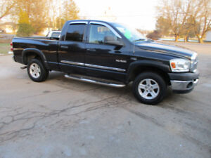 2008 Dodge Power Ram 1500 Pickup Truck 4X4