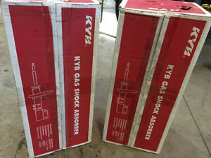 1999 Mazda Protege Front Struts (new in box)