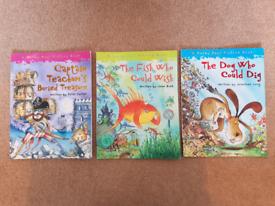 3 x children's books