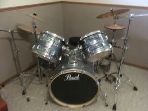 Drums good condition