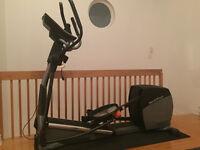 Exerciseur elliptique NordicTrack AudioStrider 990 PRO