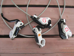 HYGIA USAGI DISC BRAKES MTN BIKE - WITH EXTRA PARTS