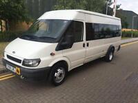2006 Ford TRANSIT 17 Seater Mini Bus Manual Minibus