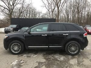 2012 LINCOLN MKX AWD * LEATHER * SUNROOF * REAR CAM * NAV * BLUE London Ontario image 3