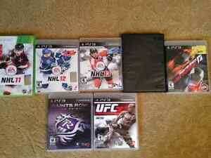Selling 7 PSW Games