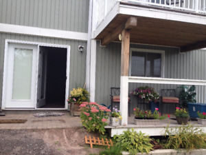 Garden Terrace Apartment - Powassan
