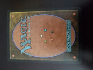 Wanted Magic the gathering cards