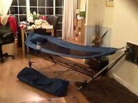 Adventuridge hammock and pillow