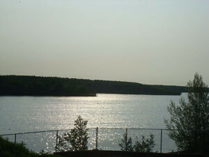 Lake View 25 mins from Red Deer.. All ulites incl, Fully Furns