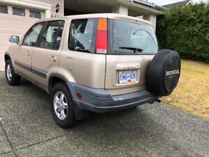 2001 Honda CR-V AWD SUV, Crossover