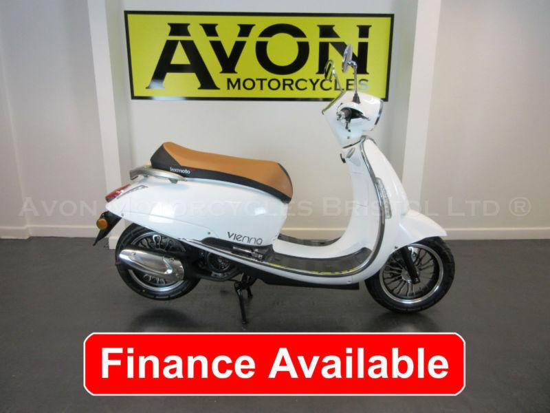 Lexmoto Vienna 50cc 50 Moped 2015MY 50