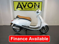 Lexmoto Vienna 50cc 50 Moped 2015MY 50