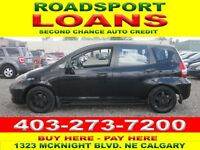 2008 HONDA FIT AUTO ON AISH $500 DN BAD CRED OK APPLY NOW Calgary Alberta Preview