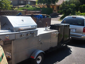 TURN KEY VERY NICE MOBILE FOOD CART EXCELLENT CONDITION North Shore Greater Vancouver Area image 2
