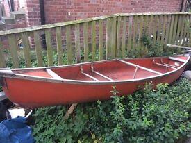 Canoe sold