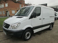 2008 08-REG Mercedes Benz Sprinter 2.1TD 311CDI SWB LOW ROOF. AIRCON. ROOF-RACK.