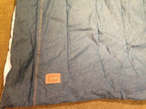 Two Tommy Hilfiger comforters